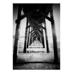 Beneath the Pier Poster