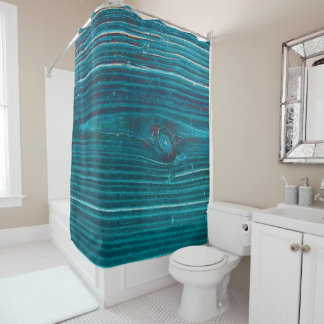Beneath the Surface Shower Curtain