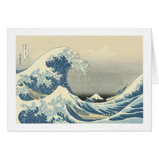 Beneath the Wave of Kanagawa, Hoku Card