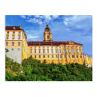 Benedictine abbey, Melk, Austria Postcard
