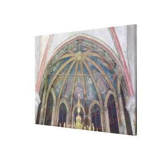 Benedictine Fathers and Apostles, from the Vault o Canvas Prints