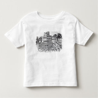 Benediction of The Pope in St.Peter's Square Toddler T-Shirt