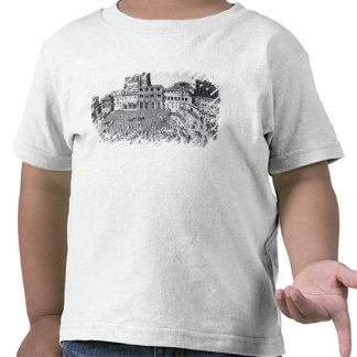 Benediction of The Pope in St.Peter's Square Shirt