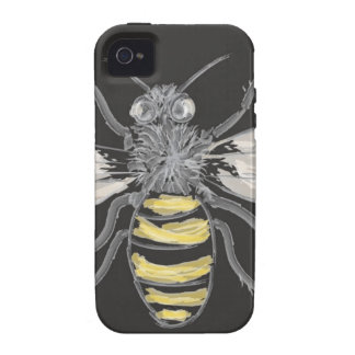 Beneficial Bumblebees Case For The iPhone 4