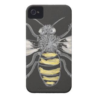 Beneficial Bumblebees iPhone 4 Case