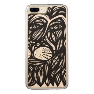Beneficial Loving Adorable Adventurous Carved iPhone 8 Plus/7 Plus Case