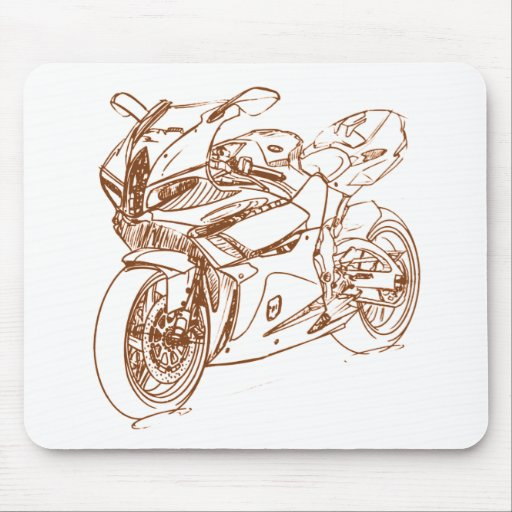 Benelli Tornado 1130 Mouse Pads