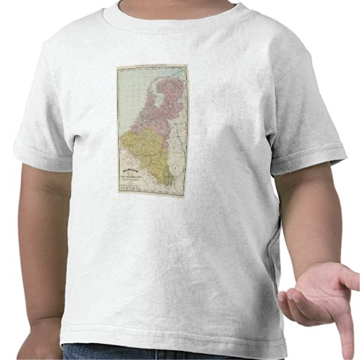 Benelux Countries Shirts