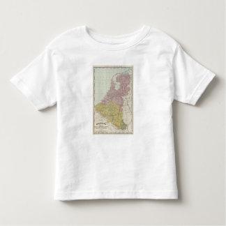 Benelux Countries Tee Shirt