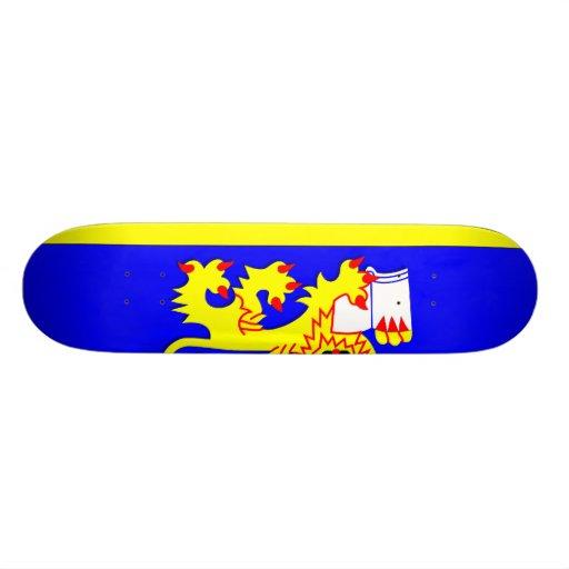 Benetice TR, Czech 20.6 Cm Skateboard Deck