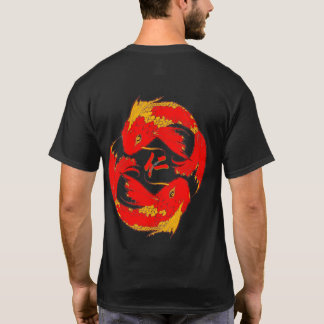 BENEVOLENCE KANJI COY FISH T-Shirt