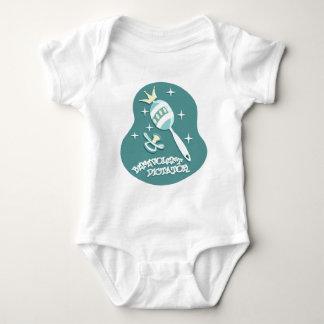 Benevolent Dictator - Blue Baby Bodysuit