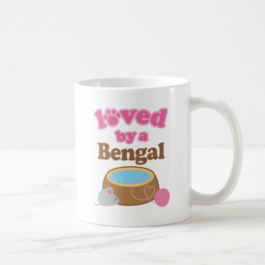 Bengal Cat Breed Loved By A Gift Coffee