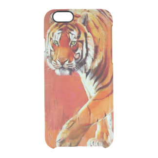 Bengal Tiger Clear iPhone 6/6S Case