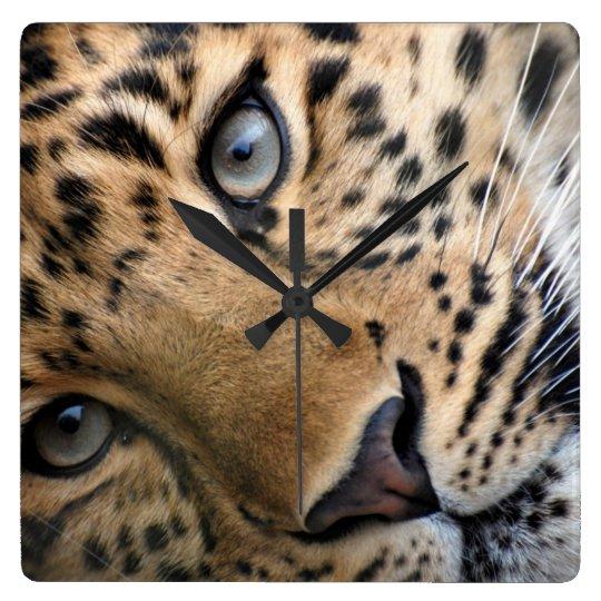 Bengal Tiger Cub Clock