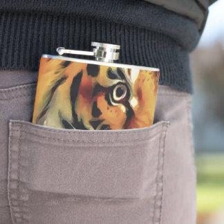 Bengal Tiger Flask