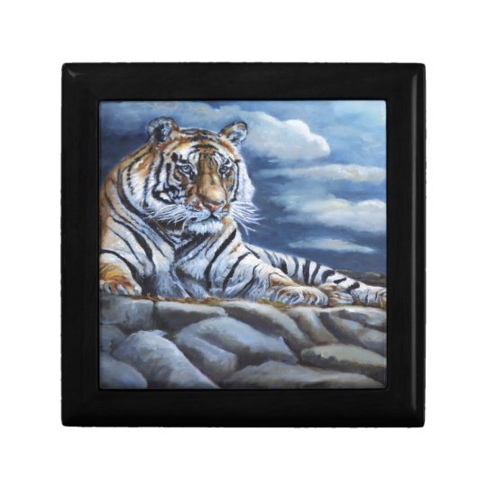 Bengal Tiger Gift Box
