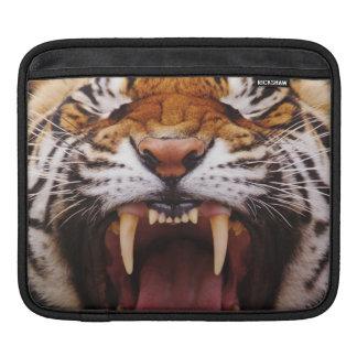 Bengal Tiger, Panthera tigris 2 iPad Sleeve
