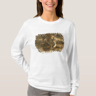 Bengal Tiger walking T-Shirt