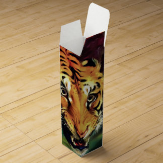 Bengal Tiger Wine Gift Boxes