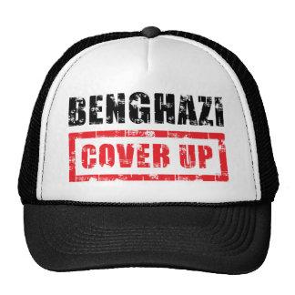 Benghazi Cover Up Mesh Hats
