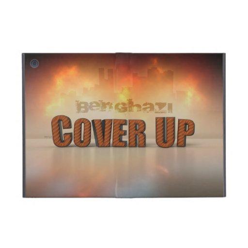 Benghazi Cover Up Case For iPad Mini
