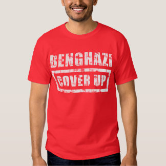 Benghazi Cover Up Tee Shirt