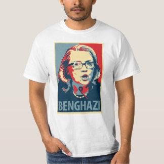 Benghazy T-shirt - Obama poster parody