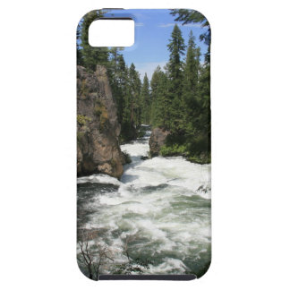 Benham Falls, Sunriver, Oregon iPhone 5 Covers
