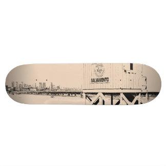 Benidorm Siena Custom Skateboard