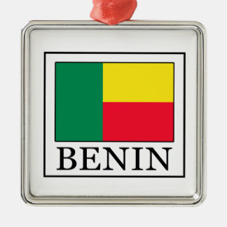 Benin Christmas Ornament