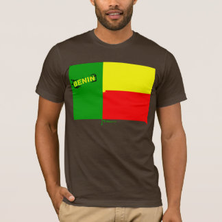 Benin colors T-Shirt