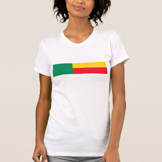 benin country long flag nation symbol T-Shirt