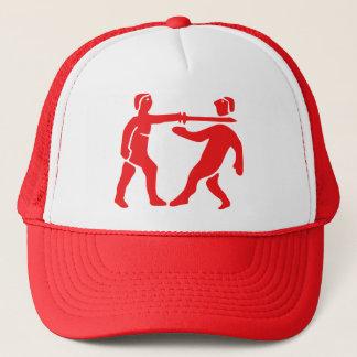 Benin Empire Flag / Emblem Trucker Hat