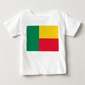 Benin Flag Baby T-Shirt