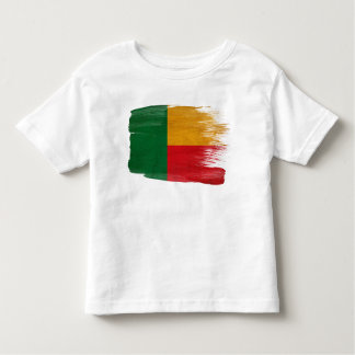 Benin Flag Toddler T-Shirt