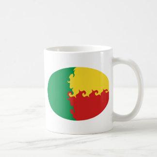 Benin Gnarly Flag Mug