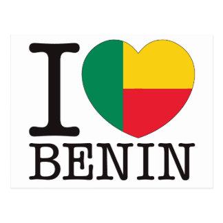 Benin Love v2 Post Cards