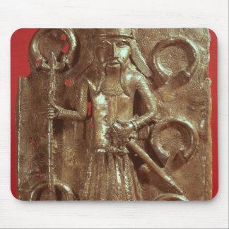 Benin plaque mouse mat