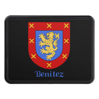 Benitez Family Shield Trailer Hitch Covers