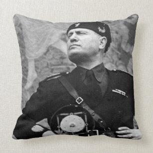 mussolini body pillow