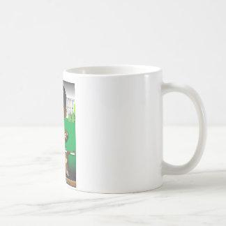 BenitObama Hat Basic White Mug