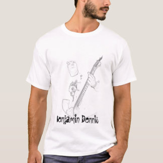 Benjamin Dennis Guitar Shirt
