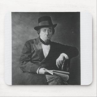 Benjamin Disraeli, 1st Earl of Beaconsfield Mouse Pad