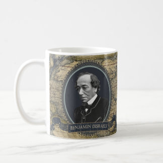 Benjamin Disraeli Historical Mug