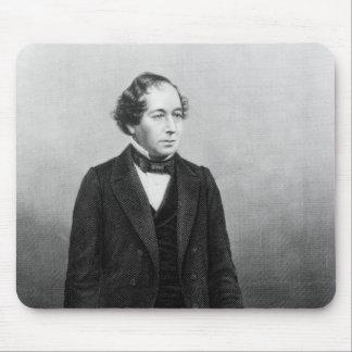 Benjamin Disraeli Mousepad
