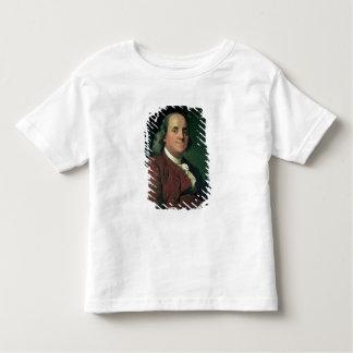 Benjamin Franklin, 1782 Toddler T-Shirt