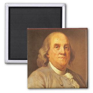 Benjamin Franklin Magnet