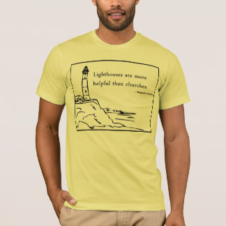 Benjamin Franklin Quotes T-Shirt