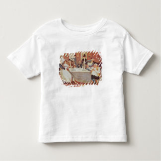 Benjamin Franklin's experiments with electricity Toddler T-Shirt